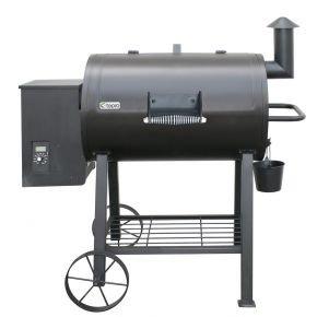 [0NBB] Tepro New Orleans Pellet Smoker PVG: 598€