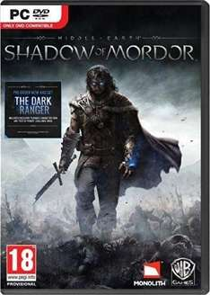 (STEAM) Middle-Earth: Shadow of Mordor  für 6,76€ oder Game of the Year für 10, 30€ @ CDKeys