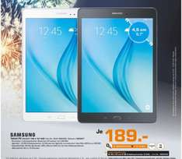 [Lokal Saturn Bremen City] Samsung Galaxy Tab A 10.1 Wifi 189€ und LTE für 229€