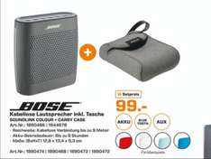 [Lokal Saturn Bremen City] Bose Soundlink Colour + Tasche für 99€