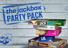 [Steam] Jackbox Party Pack @bundlestars