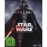 Star Wars - The Complete Saga Blu-Ray @Weltbild