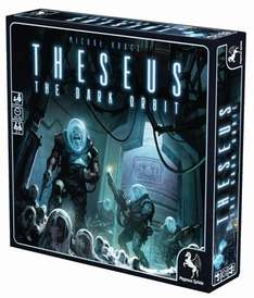 (Brettspiel) Theseus - The Dark Orbit für 12,- €