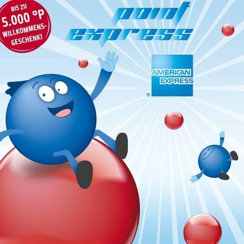 PAYBACK AMERICAN EXPRESS (Kreditkarte) mit bis zu 5000 Willkommenspunkten