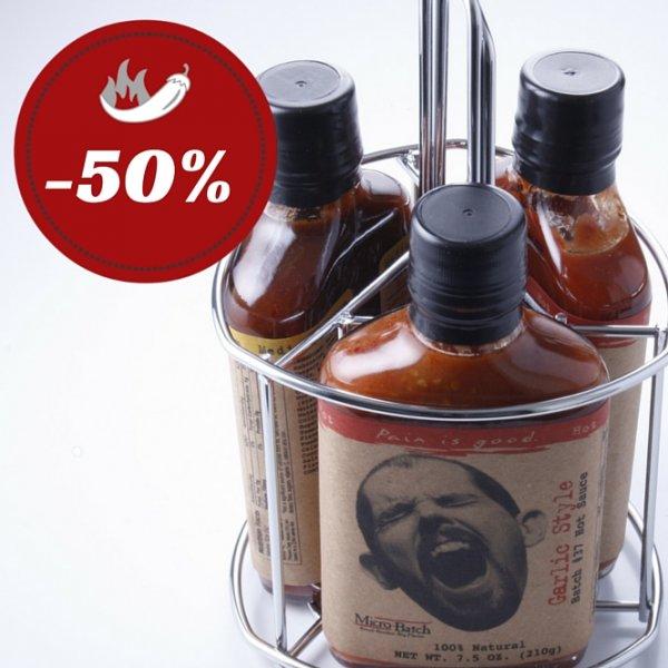 5 Tage, 50 Produkte, 50% reduziert! @ Pepperworld Hot Shop