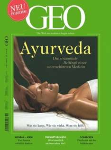 """Jahresabo der Zeitschrift """"Geo"""" für 79,00€ mit 60,00€ Allyouneed-Gutschein – Effektivpreis: 19,00"""