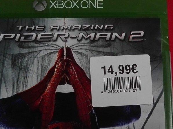 Diverse XBOX One Spiele für 14,99 € (Euronics Öhringen)