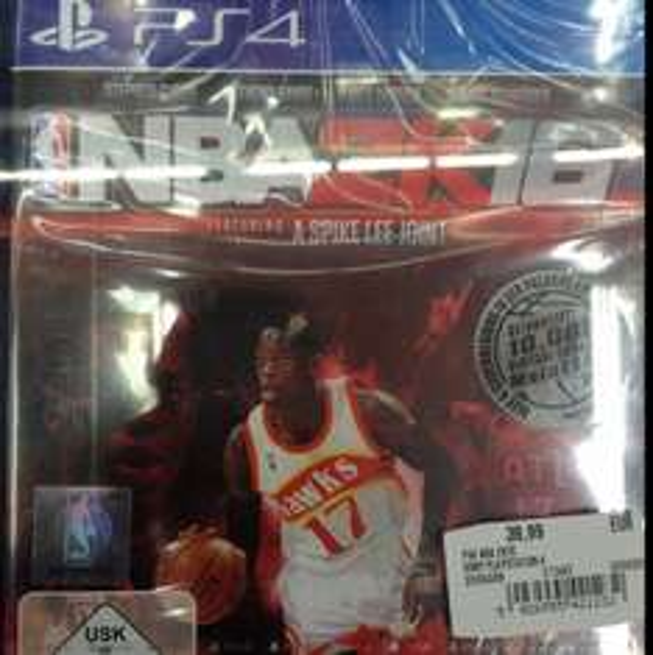 NBA2K16 (PS4,XBOX) Saturn Karlsruhe