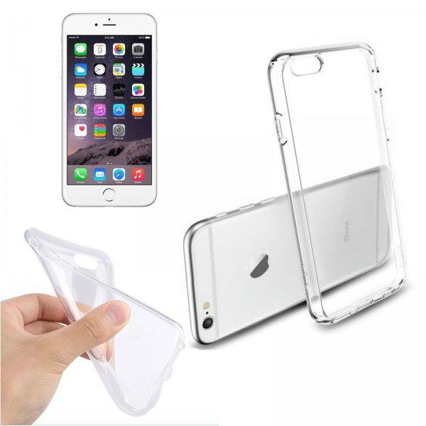 Iphone 6s transparente Silikon Hülle inkl. Versand 1,00€ --> nächster Preis laut Idealo 3,99€