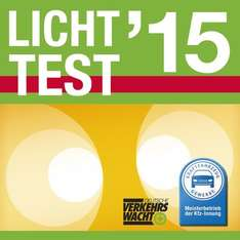 Licht-Test 2015
