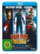 [Lokal Saturn Ludwigsburg] Iron Man Trilogie (Collector's Edition) [Blu-ray] für 7,-€