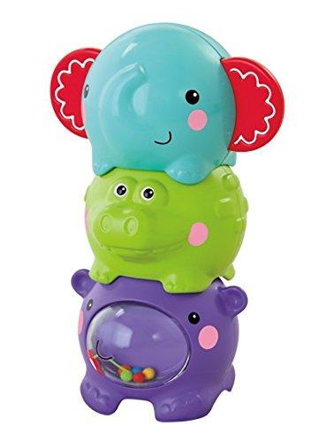 Mattel Fisher-Price Stapelfreunde, 3 niedliche Tiere 9,99€
