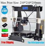 3D Drucker Reprap Prusa I3 DIY (M-505-B) von Hesine für ca. 60 €