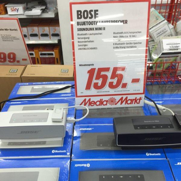 LOKAL KIEL Mediamarkt citipark Bose Soundlink mini 2