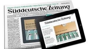 Süddeutsche Zeitung 2 Wochen lang gratis – digital oder gedruckt! - Endet automatisch