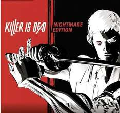 [GMG / Steam] Killer is dead Nightmare Edition