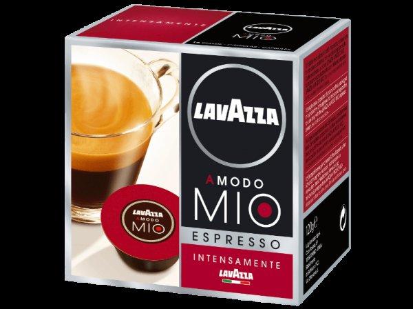 LAVAZZA A Modo Mio (16 Portionen) verschiedene Sorten für 3,99 € @ Saturn Latenight Shopping