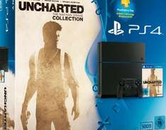PS4 Uncharted: The Nathan Drake Collection Bundle @MediaMarkt