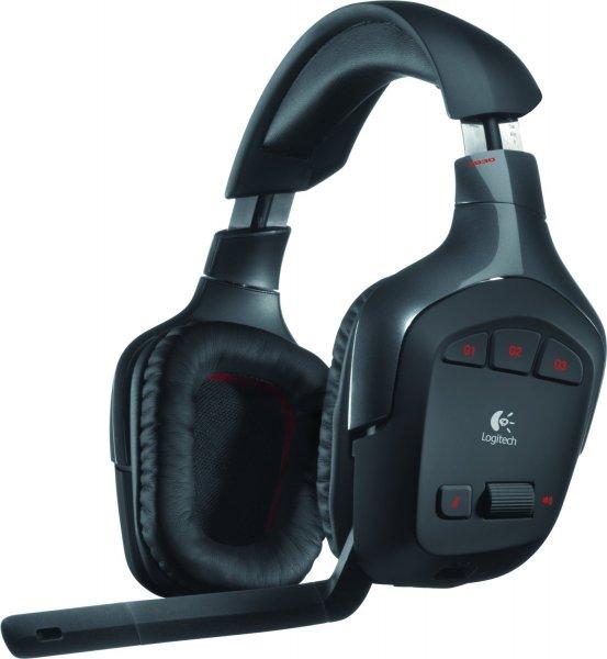 [Mediamarkt/Amazon] Logitech G930 PC-Gaming Kopfhörer schnurlos für PC und PS4 für 111,-€ Versandkostenfrei**Update..Amazon zieht mit