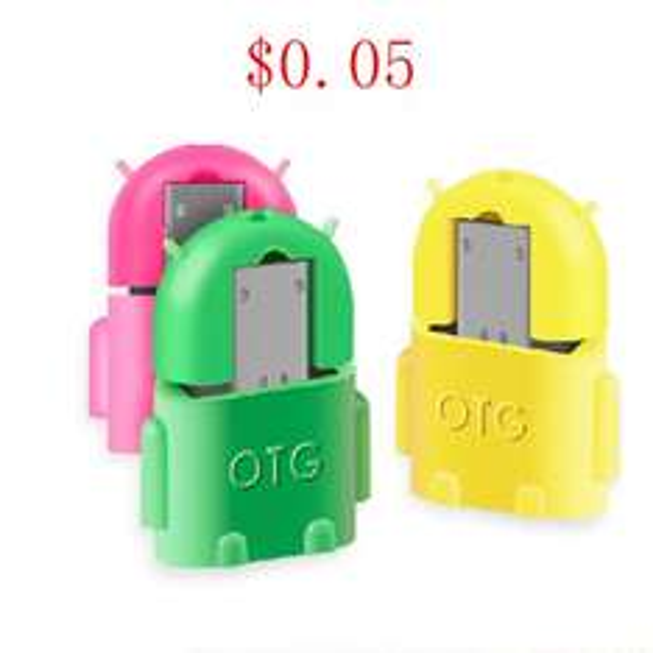 USB otg Kabel für 22 Cent @aliexpress