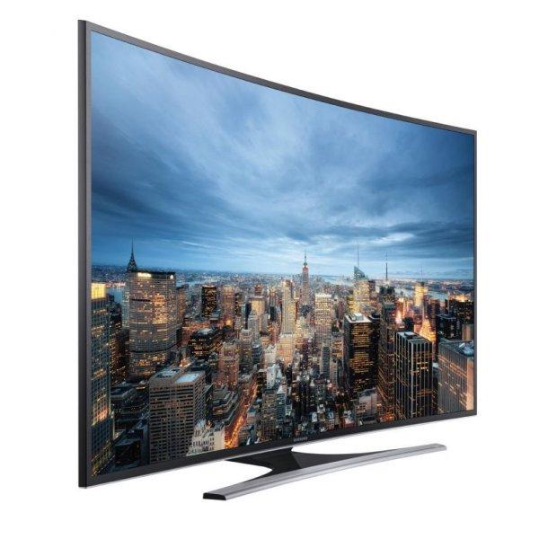 (Cyperport) UE55JU6550 Ultra HD, 55 Zoll, Curved für 1078€