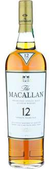The Macallan 12 years Sherry Oak