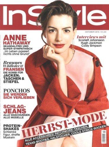 """6 Ausgaben (+ Gratisausgabe) der Zeitschrift """"InStyle"""" für 24,00€ mit 20,00€ ShoppingBON-Gutschein (inkl. Amazon)"""