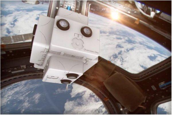 SpaceVR: Mit Virtual Reality zum Astronaut werden