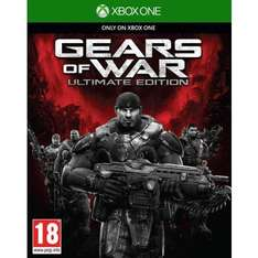 (Xbox One/UK) Gears Of War Ultimate Edition für 29,72 €