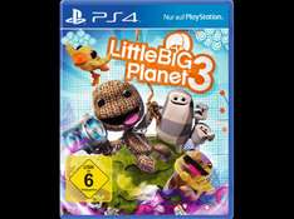 [PS4] LittleBigPlanet 3 für nur 0,99€ bei Saturn