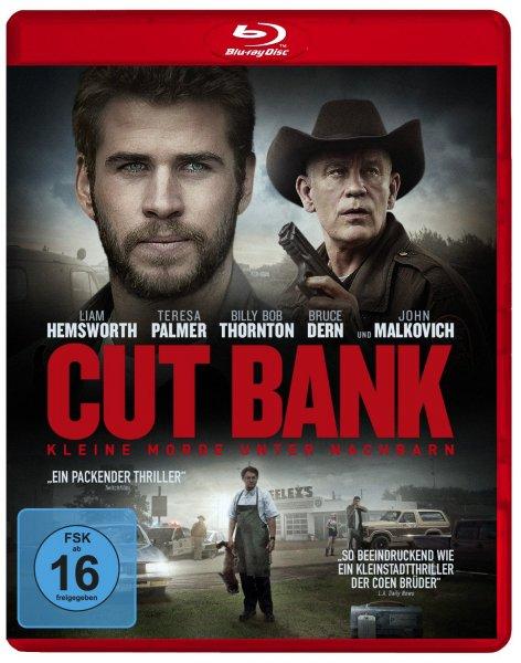 Amazon.de Blitzangebot: Cut Bank - Kleine Morde unter Nachbarn [Blu-ray] für 9,97 EUR