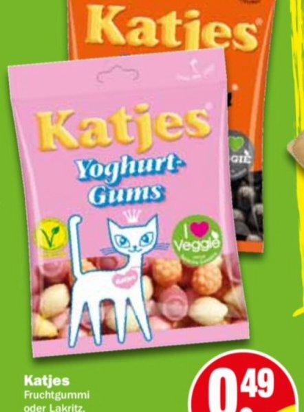 Katjes Fruchtgummi oder Lakritz NP-Discount in der Region Hannover
