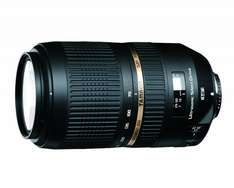Tamron SP AF 70-300mm f4.0-5.6 Di VC USD für Canon für 260,36 € @Amazon.it