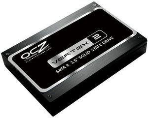 "SSD 90GB (0,22€/GB) OCZ Vertex 2 Series OCZSSD3-2VTX90G 3.5"" (8.9cm) SATA II für 20,- @ Mindfactory"