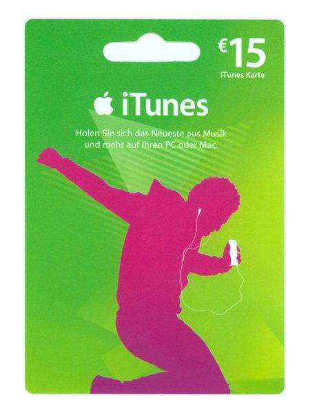 [lokal Kaiserslautern] - 15€ iTunes Guthaben für 10€ (ab 19.10.)
