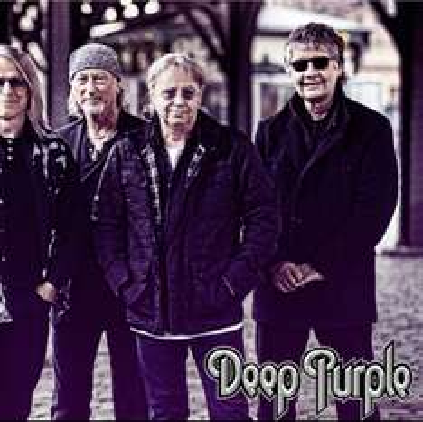 Deep Purple Konzertkarten ab 27€ @ vente-privee.com