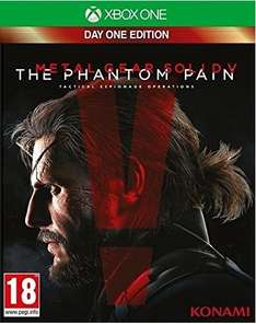 Metal Gear Solid V: The Phantom Pain -- Day One Edition XBOX ONE @Amazon Drittanbieter