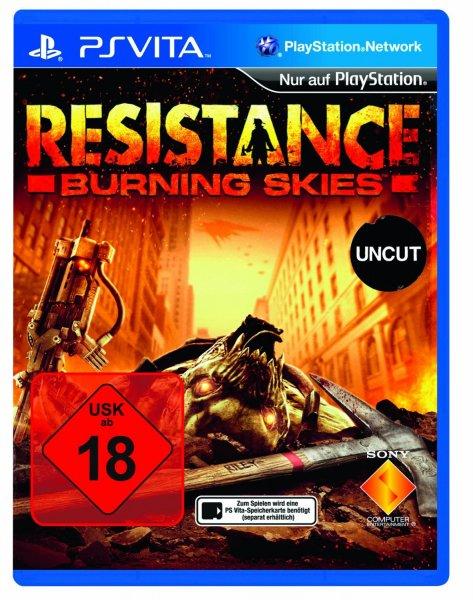 (PS Vita) Resistance Burning Skies für 13,71 €