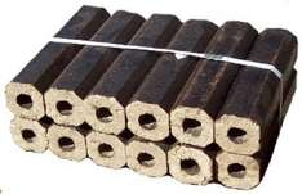 [Preisfehler bei Amazon] HOLZBRIKETTS PINI KAY (1 PALETTE) 960 kg inkl. Versand