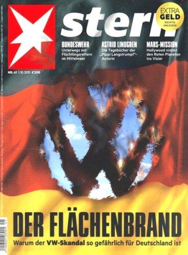 """Jahresabo der Zeitschrift """"Stern"""" (Heft + digital) für 233,20€ mit 190,00€ Bargeldprämie"""