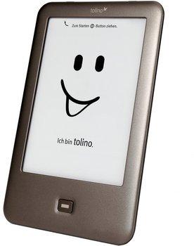 Tolino Shine eREADER mit integrierter Beleuchtung für 69 € > [ebook.de]