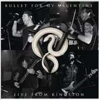 [Free MP3 EP] Bullet For My Valentine - Live From Kingston @ Google Play