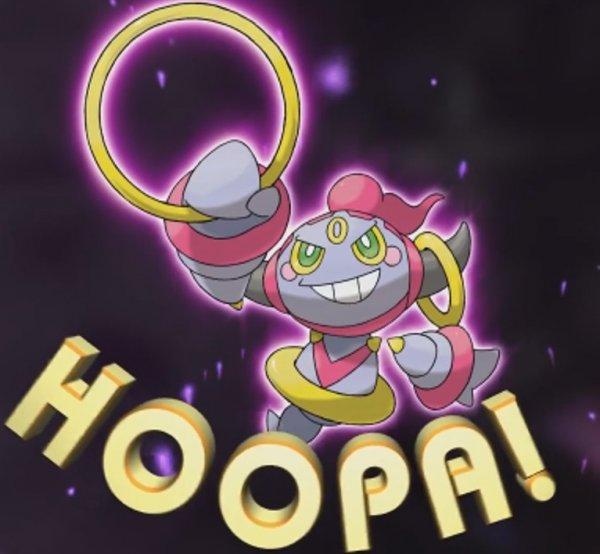 [Nintendo 3DS] Das mysteriöse Pokémon Hoopa wird vom 16. Oktober bis 7. November bei GameStop kostenlos verteilt