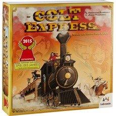 """Spiel des Jahres 2015 """"Colt Express"""" zum Bestpreis! 19,99€, 10€ gespart [Amazon / Alternate] oder für 22,95€ [Real]"""