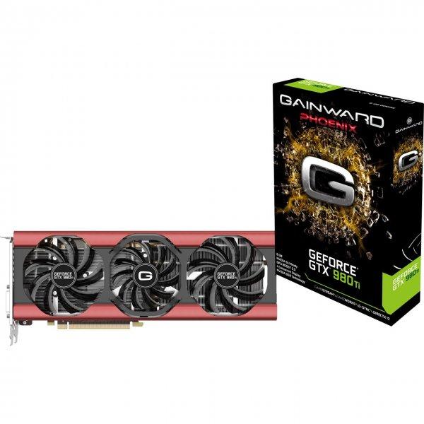 Gainward GeForce GTX 980 Ti Phoenix für 628 @ allyouneed (Alternate)