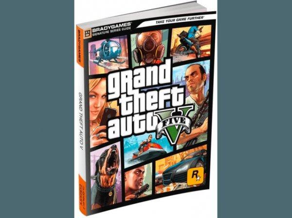 [Saturn] Grand Theft Auto 5 - Das offizielle Lösungsbuch (Plattformunabhängig) für 9,99€ - Versandkostenfrei -