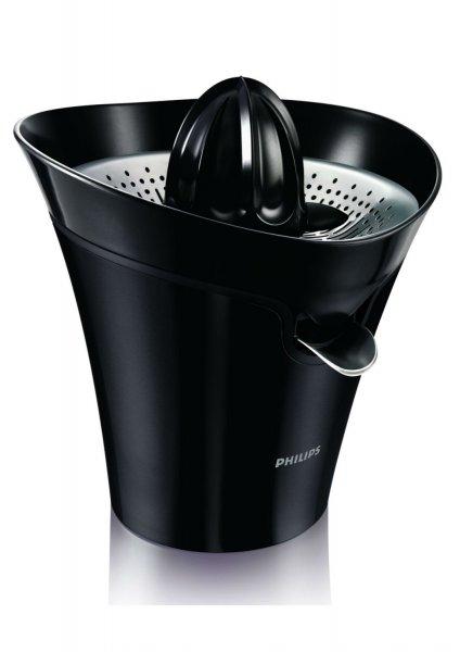 @amazon (WHD - Zustand sehr gut) Philips HR2752/90 Essential Zitruspresse (85 Watt, Tropfstopp-Funktion) schwarz