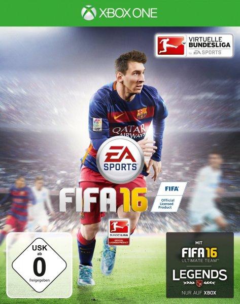 Nicht mehr bestellen, vermutlich betrug | FIFA 16 - XBox One [Amazon Drittanbieter]