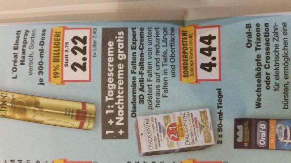 Kaufland Diadermine Nachcreme gratis (lokal?)