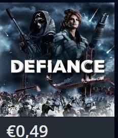 [PS3/PS-Store] Defiance - fast geschenkt!